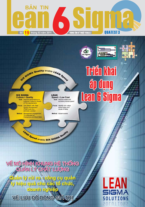 Bản tin Lean 6 sigma - số 19