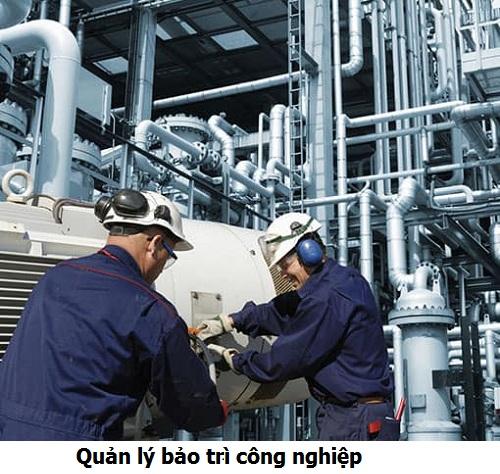 Quản lý bảo trì công nghiệp (nâng cao)