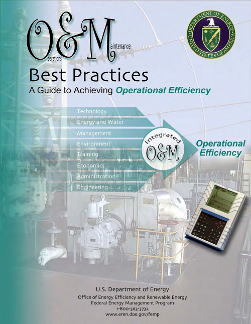 Operations & Maintenance Best Practices A Guide to Achieving Operational Efficiency