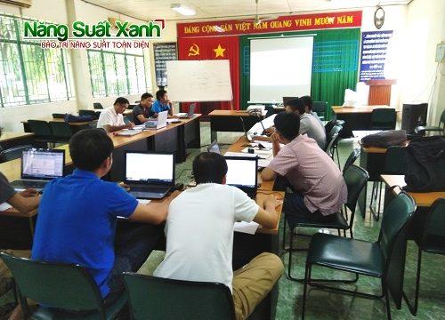 Khóa học PLC tại CN Công ty CP xi măng Hà Tiên 1 - Nhà máy Kiên Lương, tổng kết ngày 07/08/2020